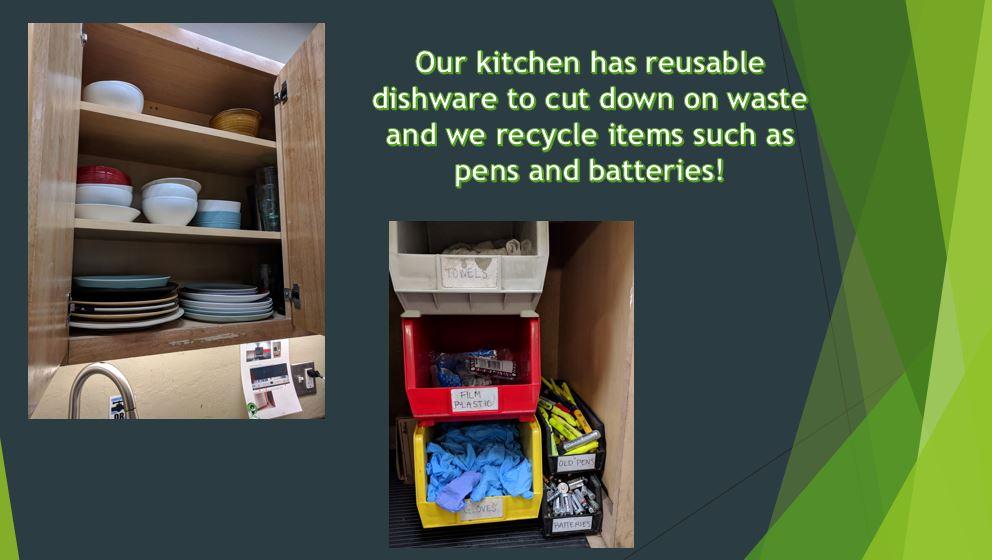 Reusable dishware