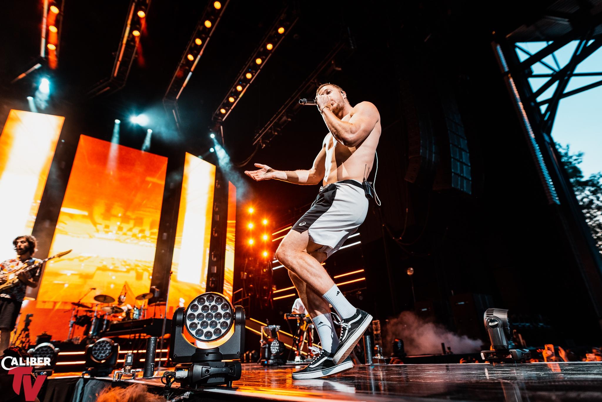 Imagine Dragons: Evolve World Tour – Bristow, VA –7.2.18