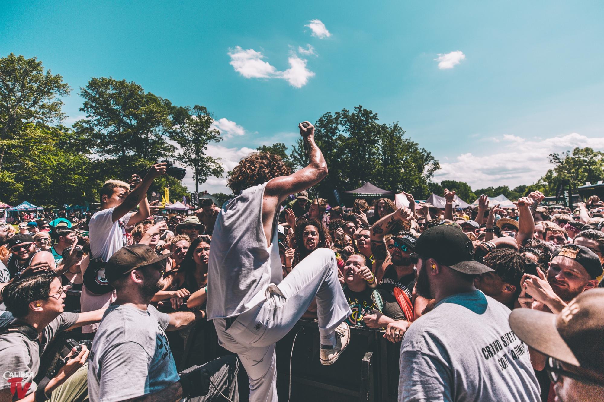 Vans Warped Tour: The Final Run (Part 2) – Columbia, MD – 7.29.18