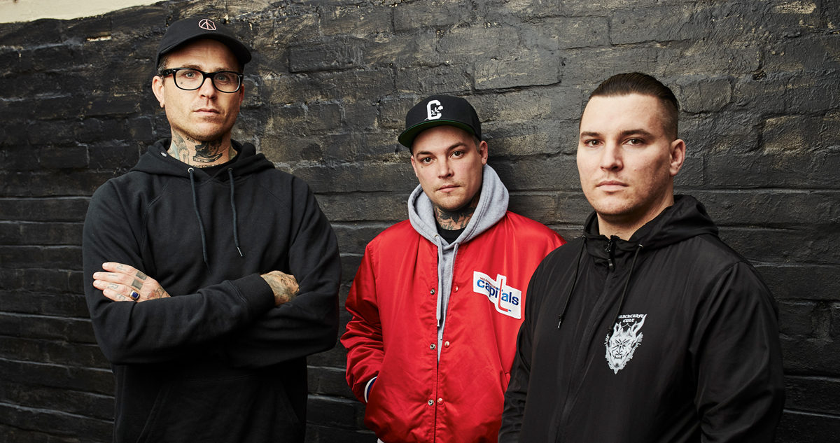 """The Amity Affliction Release """"D.I.E."""" Music Video"""