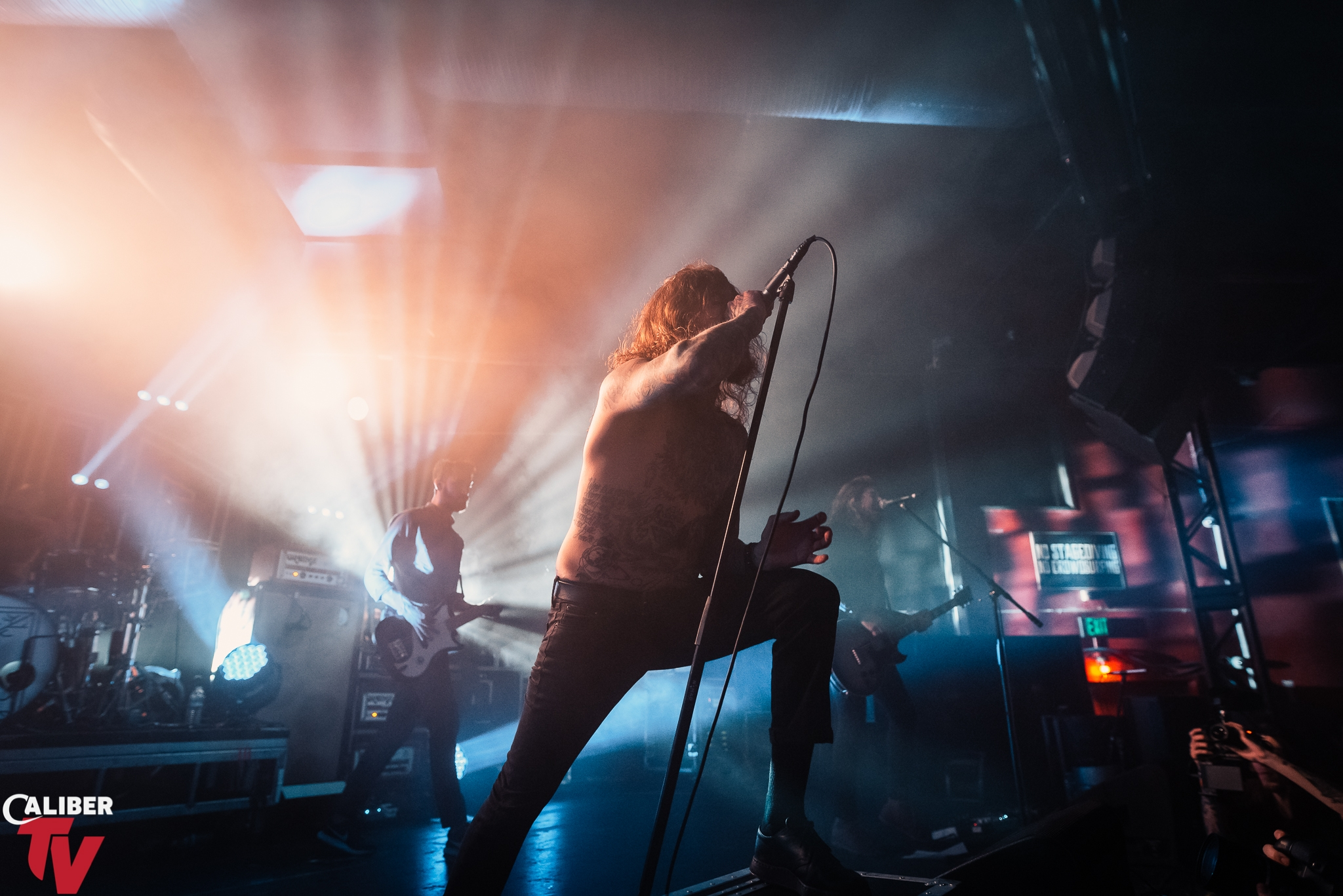 With Roots Above And Branches Below 10 Year Tour – Sacramento, CA – 11.28.18