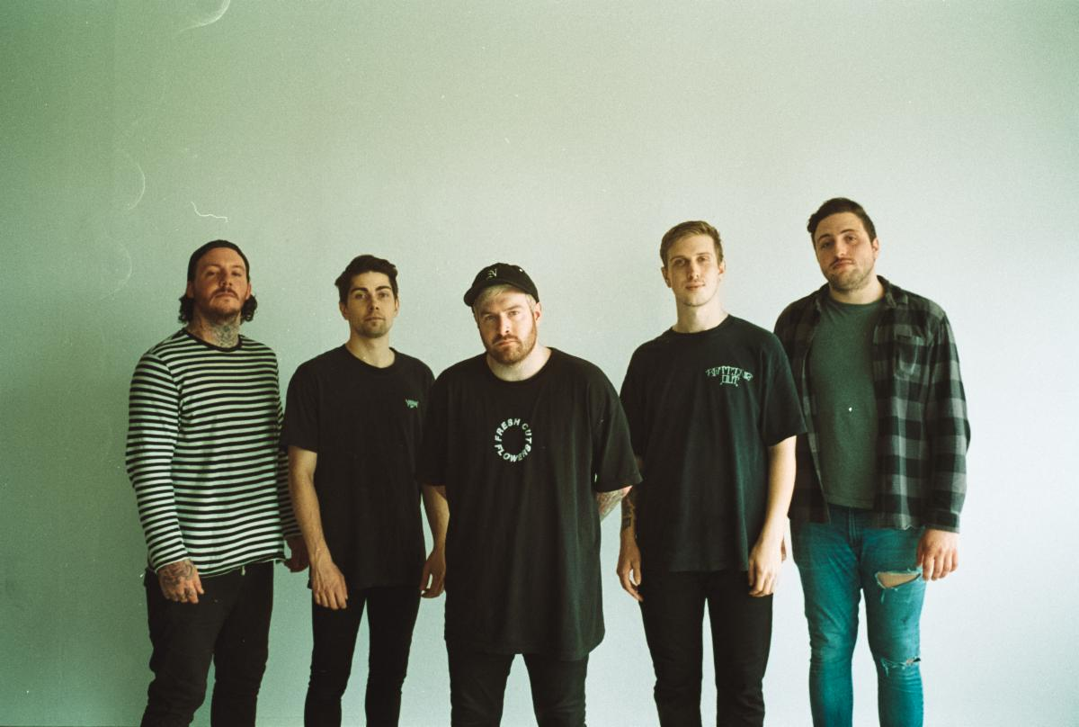 COUNTERPARTS RELEASE 'NOTHING LEFT TO LOVE' B-SIDES