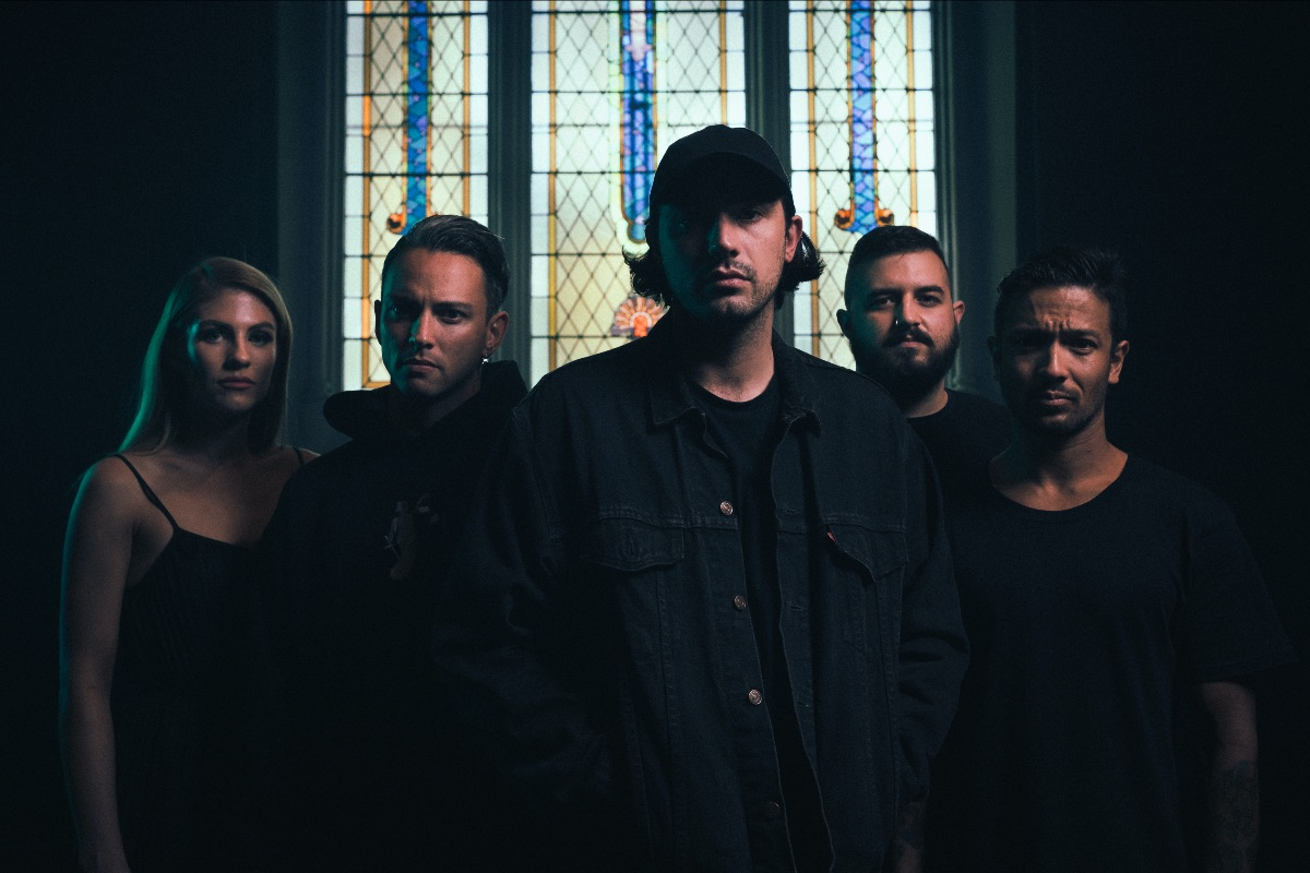 """MAKE THEM SUFFER RELEASE NEW SONG """"CONTRABAND"""" FT. COURTNEY LAPLANTE"""