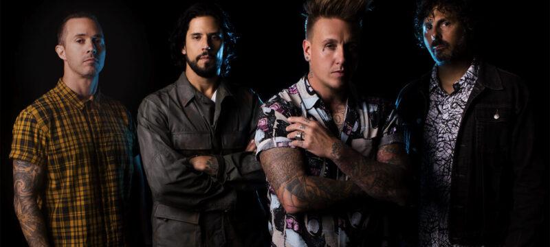 Papa Roach infest 20 year anniversary live stream