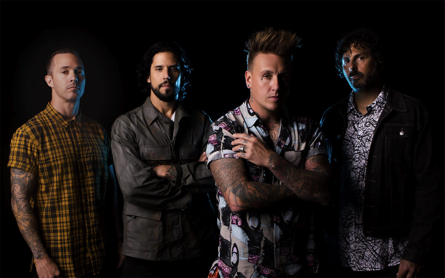 PAPA ROACH ANNOUNCE 'INFEST' 20 YEAR ANNIVERSARY LIVE STREAM PERFORMANCE