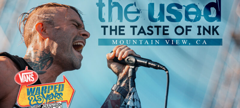The Used – The Taste Of Ink 2
