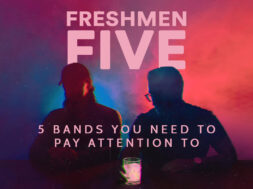 Freshmen Five – Nerv Darko Hurtwave CaliberTV