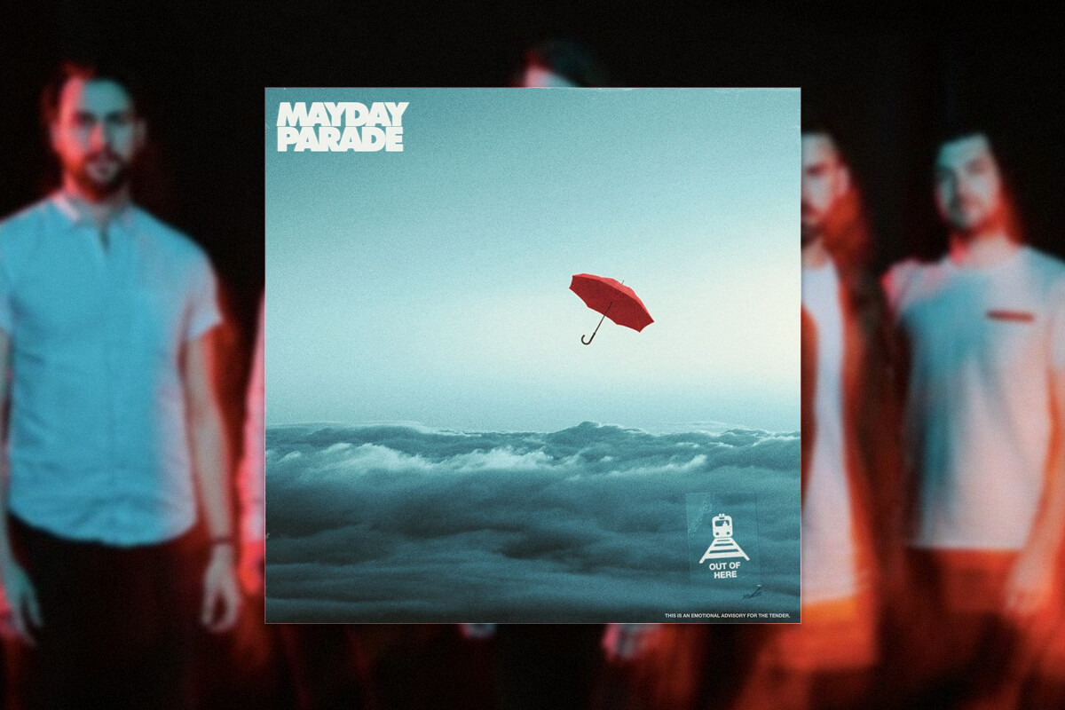 """REVIEW: MAYDAY PARADE 'OUT OF HERE' EP – """"CLASSIC & TIMELESS POP-PUNK"""""""