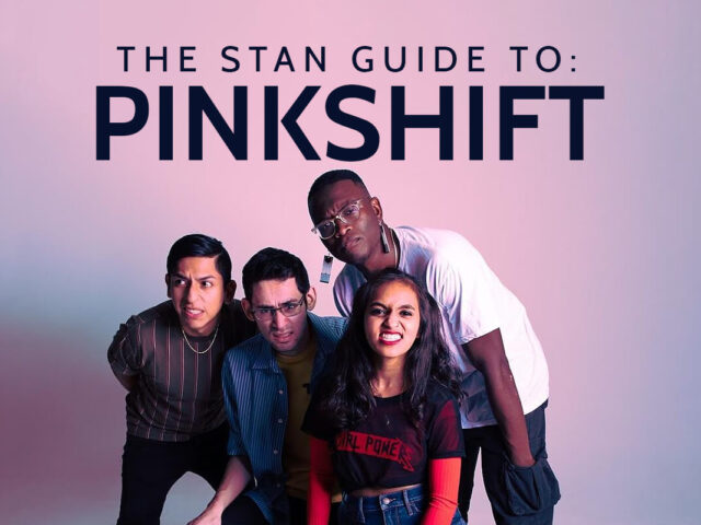 THE STAN GUIDE TO: PINKSHIFT