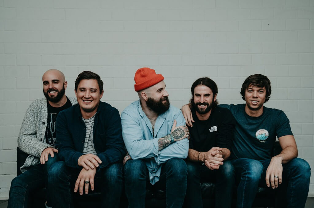 """AUGUST BURNS RED RELEASE PREVIOUSLY UNRELEASED STUDIO TRACK """"STANDING IN THE STORM"""""""