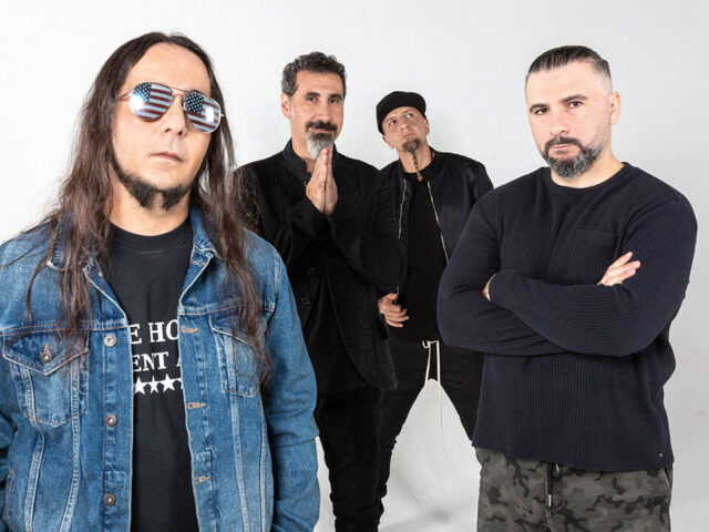 """TRACK ANALYSIS: SYSTEM OF A DOWN RELEASE NEW SINGLES """"PROTECT THE LAND"""" + """"GENOCIDAL HUMANOIDZ""""; 'PERSECUTION ENDS NOW'"""
