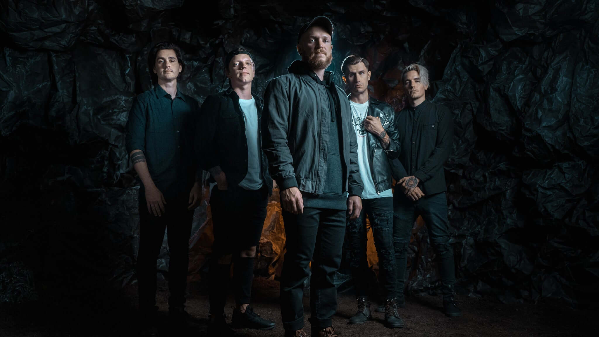 """WE CAME AS ROMANS ANNOUNCE RESCHEDULED """"TO PLANT A SEED"""" ANNIVERSARY TOUR DATES"""