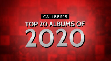 Caliber's Top 20 Albums of 2020