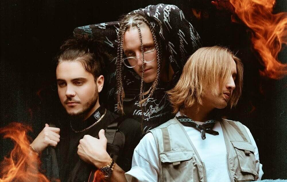 CHASE ATLANTIC ANNOUNCE NEW ALBUM 'BEAUTY IN DEATH'