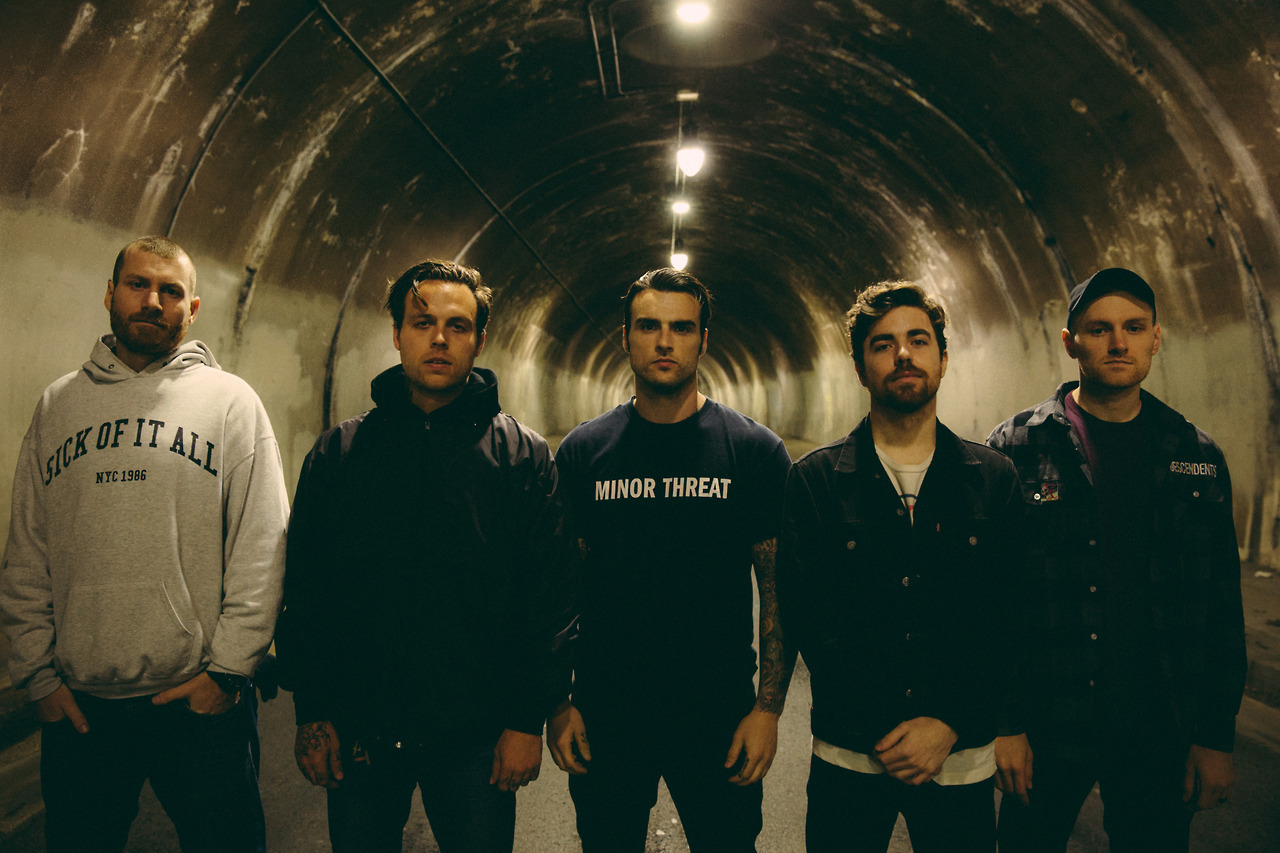 """STICK TO YOUR GUNS ANNOUNCE 'THE MEANING REMAINS' ACOUSTIC EP + SHARE STRIPPED DOWN VERSION OF """"AMBER"""""""