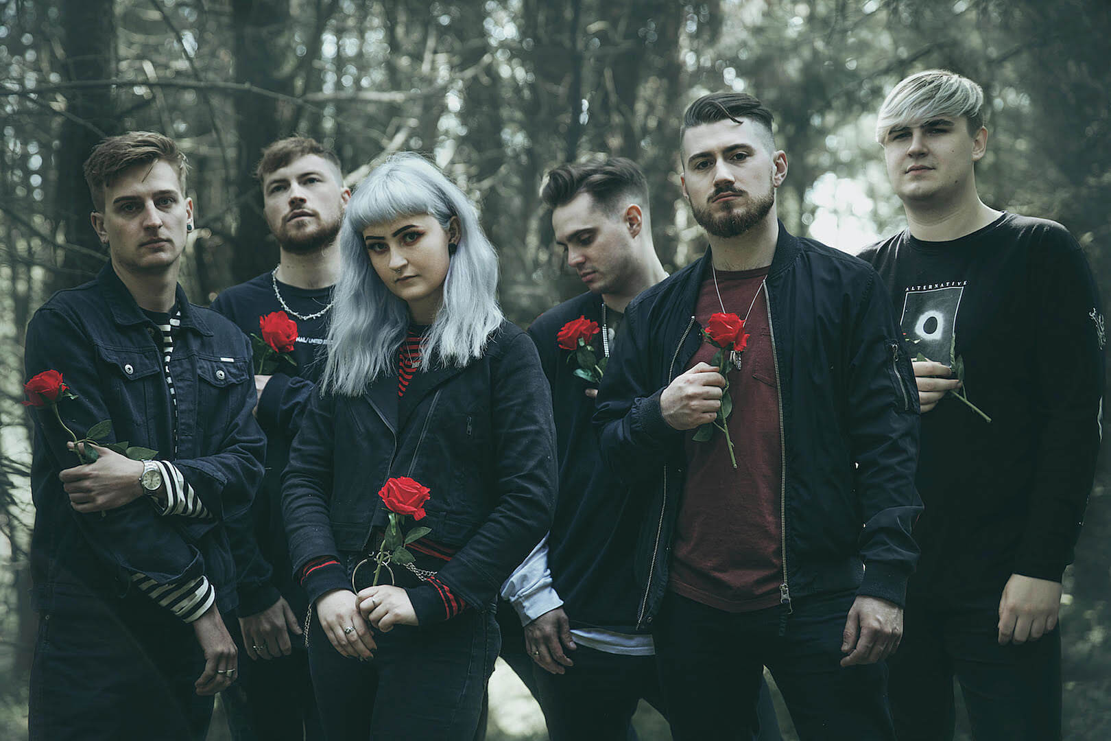 """AS EVERYTHING UNFOLDS PREMIERE NEW SINGLE + MUSIC VIDEO """"GRAYSCALE"""""""
