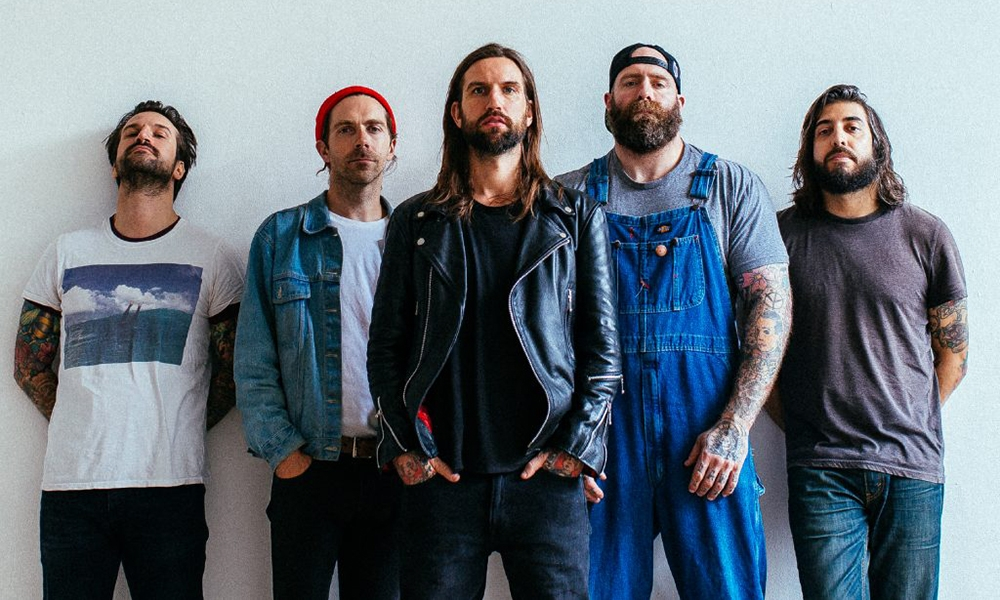 """EVERY TIME I DIE GOES """"AWOL"""" WITH CHAOTIC NEW SINGLE"""