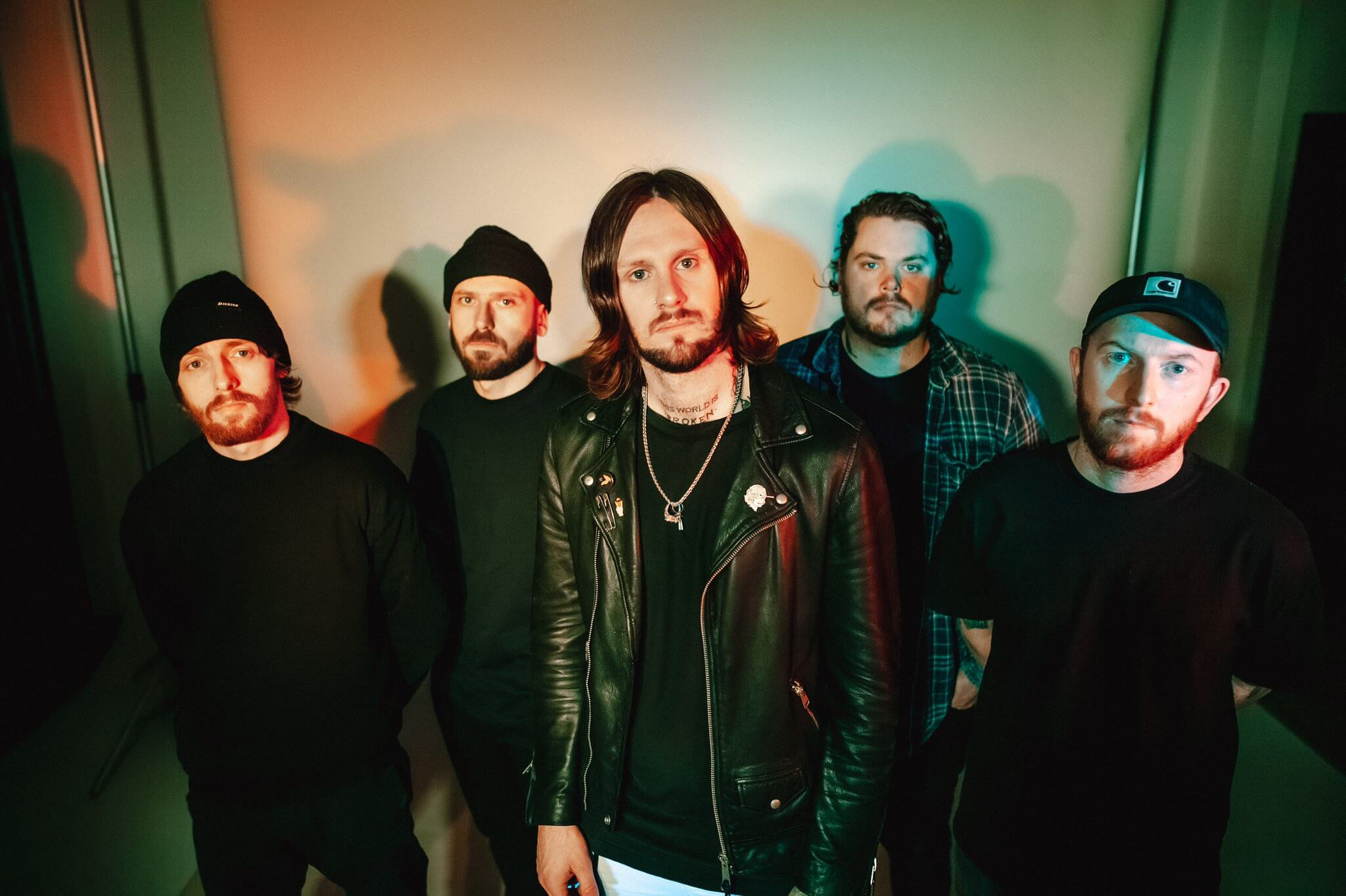 """WHILE SHE SLEEPS RELEASE MUSIC VIDEO FOR """"NERVOUS"""""""