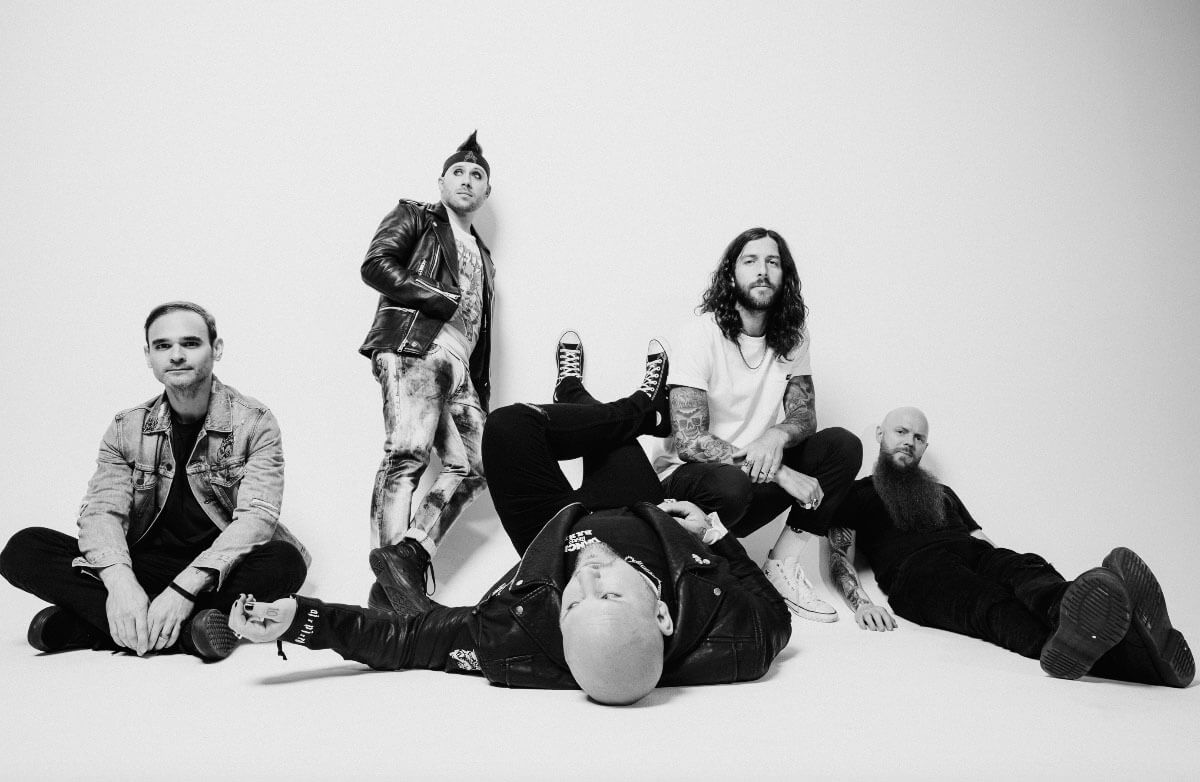 "ATREYU ANNOUNCE NEW ALBUM 'BAPTIZE'; RELEASE NEW SINGLES ""WARRIOR"" & ""UNDERRATED"""