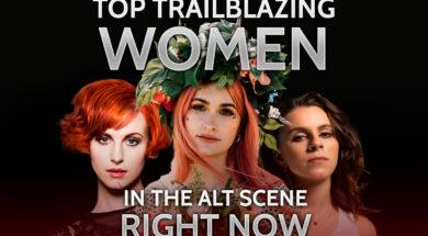 Top Trailblazing Women in the Alt Scene Right Now CaliberTV