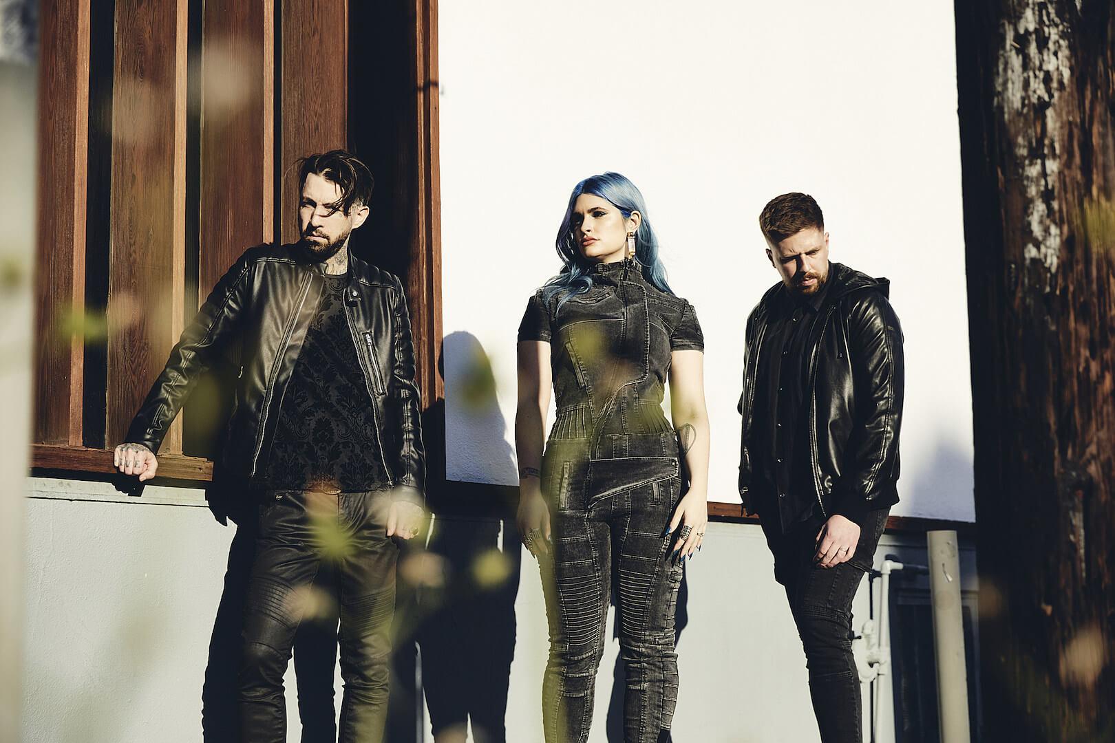 SPIRITBOX DEBUTS NEW SINGLE 'SECRET GARDEN'; CONFIRM NEW ALBUM 'ETERNAL BLUE'
