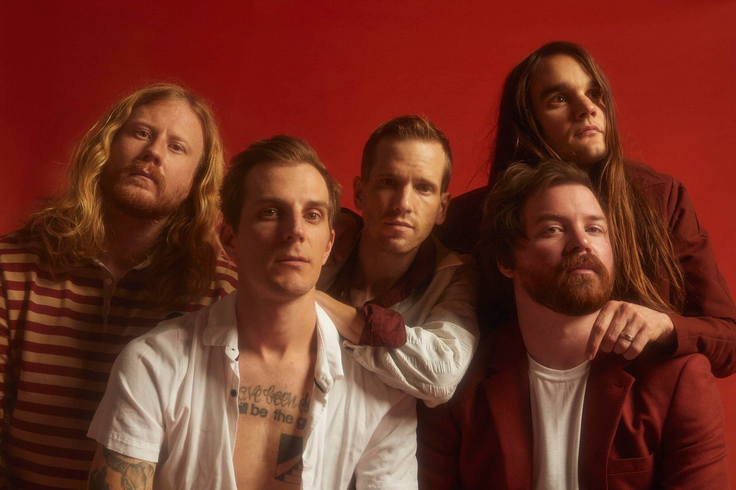 """THE MAINE RELEASE NEW SINGLE """"LIPS"""""""
