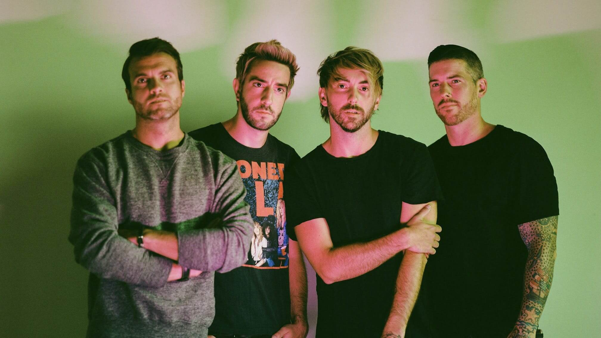 """All Time Low And Pale Waves Team Up For New Single """"PMA"""""""