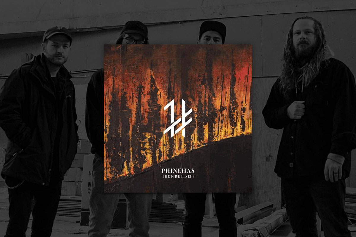 Review: Phinehas – The Fire Itself