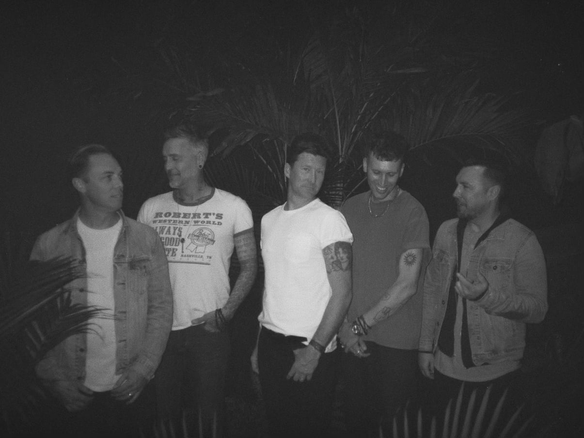 """Anberlin Return With First New Single In 7 Years """"Two Graves"""""""
