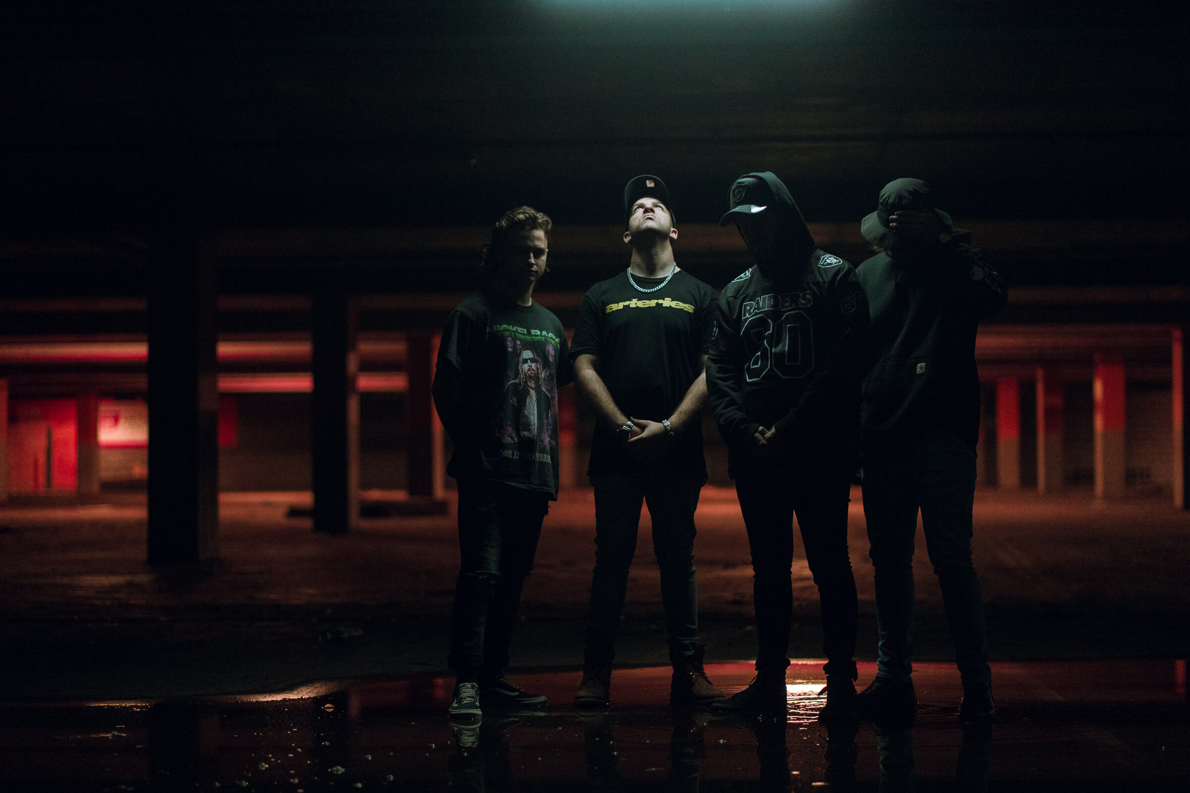 """PREMIERE: DEFICIT Unleash Music Video For New Single """"Death Prize"""" (Track Analysis)"""