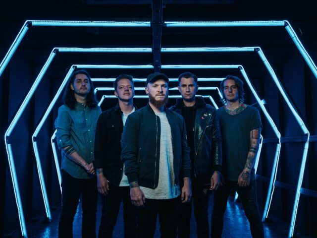 """We Came As Romans Release New Track """"Black Hole"""" Featuring Beartooth's Caleb Shomo"""