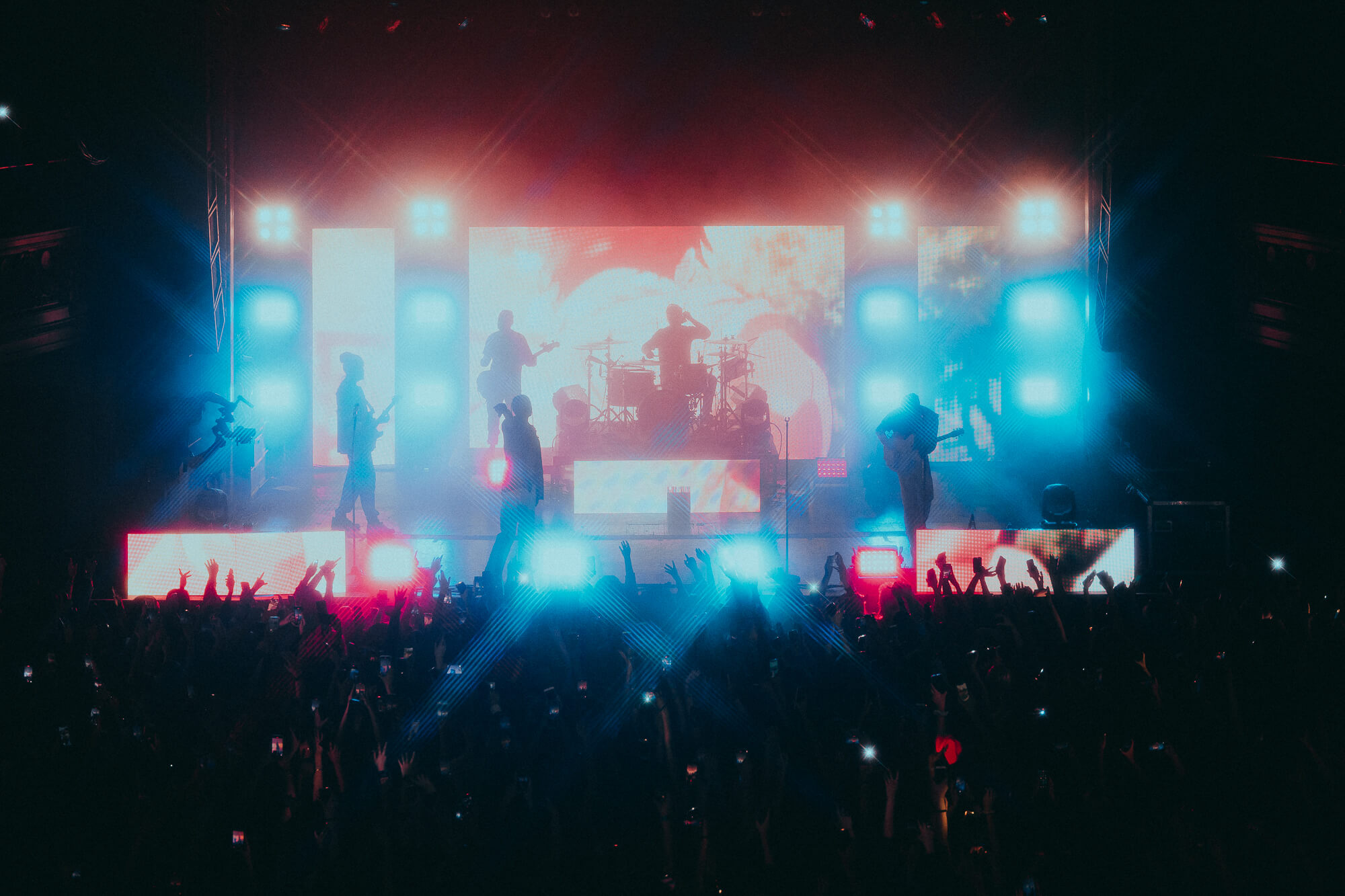GALLERY: 'Beauty In Death Tour': Featuring Chase Atlantic, Niko Rubio – San Francisco, CA – 10.08.21