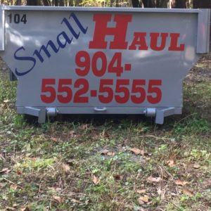 Small Haul Dumpster Service 12 yard dumpster for rent