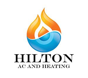 Hilton AC and Heating logo