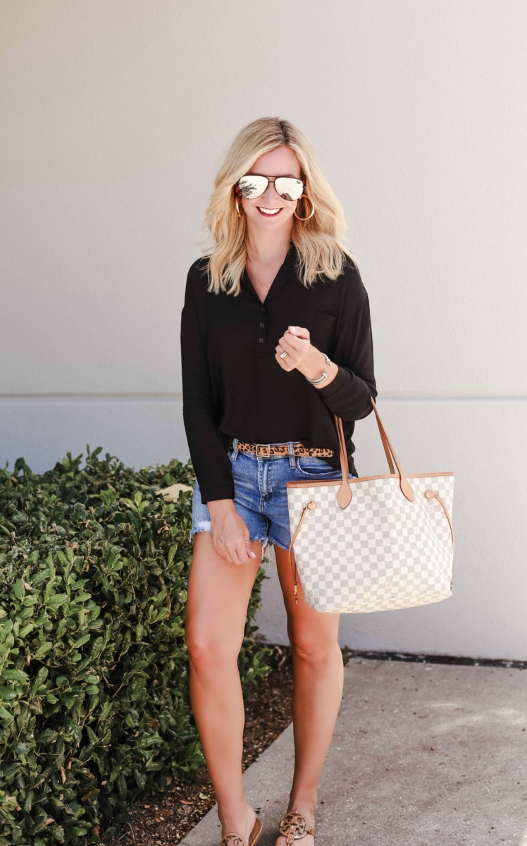 favorite podcasts - Your Favorite Podcasts By Genre and Favorite Summer to Fall transitional outfits featured by popular Houston life and style blogger, Haute & Humid