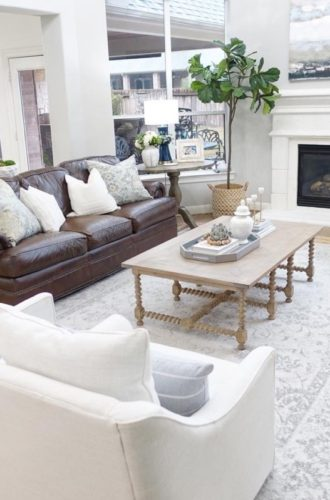 Incredible Before And After Living Room Makeover