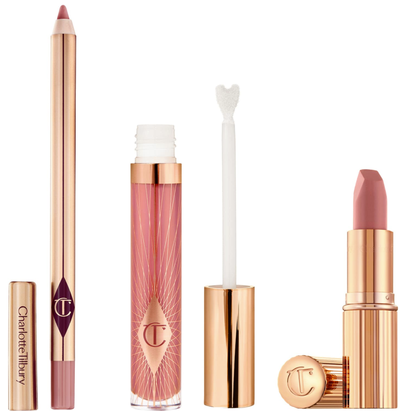 charlotte tilbury lipstick | Nordstrom Anniversary Sale by popular Houston beauty blog, Haute and Humid: image of Charlotte Tilbury lip products.