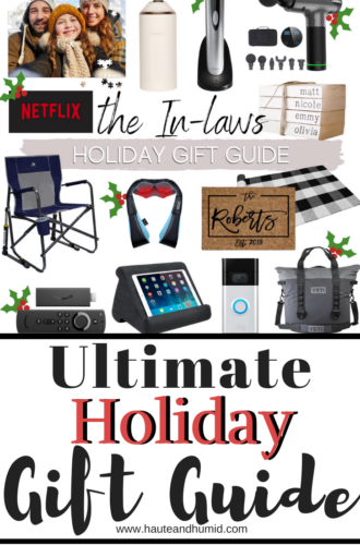 Holiday Gift Guides, Steals & Deals