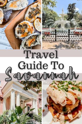 Girlfriends Guide To Savannah Georgia