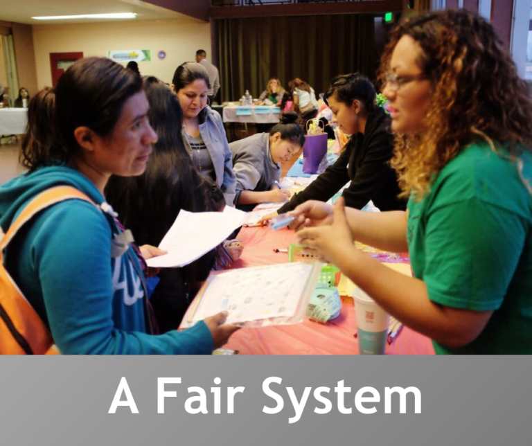 A Fair System