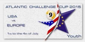 Atlantic Challenge Cup – Team Europe Player Change