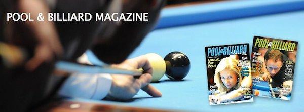 """Pool & Billiard Magazine DAILY"" is Here!"
