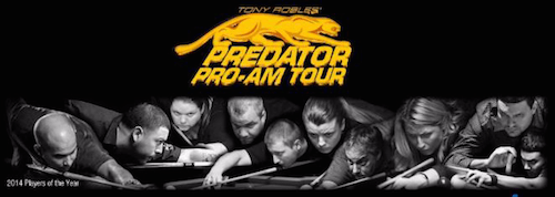 Predator Pro Stop Cancelled for May 31, Dempsey Wins Amateur