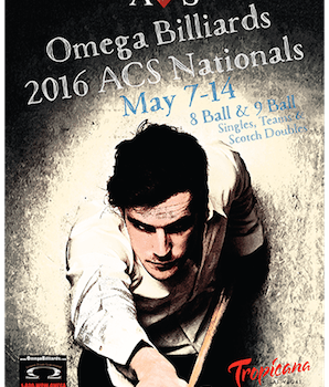 Team Play Now 4 Days in 2016 Omega Billiards ACS Nationals