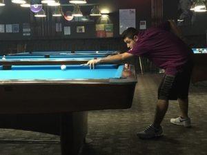 Espinosa Action Shot