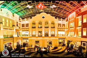 New Port Mall, Resorts World Manila
