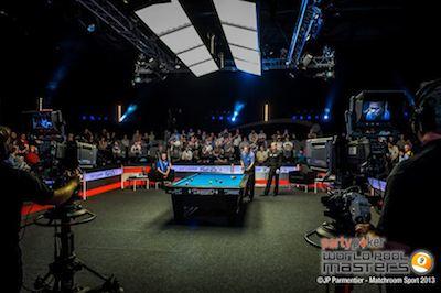 PartyPoker World Pool Masters (Aug. 14-16) Underway