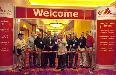Welcome to the BCA Billiard & Home Leisure Expo – Happening now!