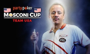 """Van Boening is """"First Man In"""" for Mosconi Cup's Team USA"""