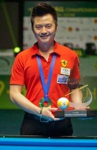 Taiwan's Ko Pin Yi wins his first World 9-ball Championship